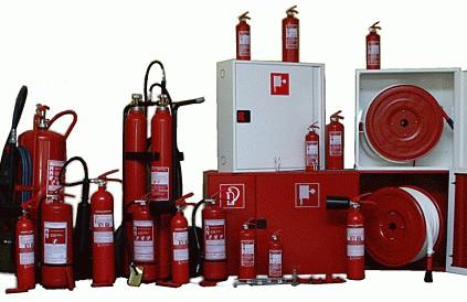 Predaj hasiacej techniky